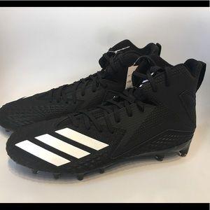 NEW Adidas Freak X carbon black size 11
